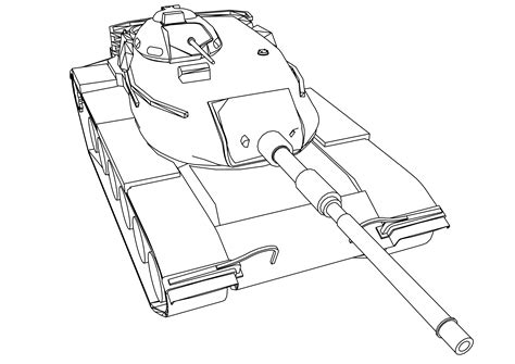 Tank Coloring Pages avedasenses