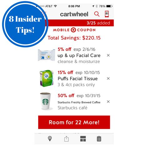 Target Cartwheel 8 Insider Secrets You Need to Know
