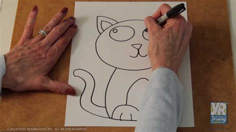 Teaching Kids How to Draw How to Draw a Puppy YouTube