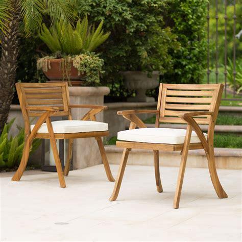 Teak Outdoor Garden Arm Chair Chairs Teak Bench