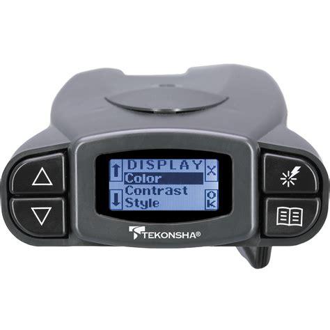 Tekonsha 90195 P3 Electric Brake Control 1 4 Trailer