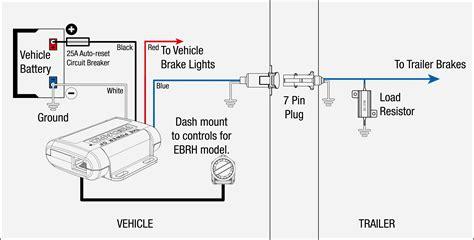 Tekonsha P3 Electric Brake Controller Wiring Diagram