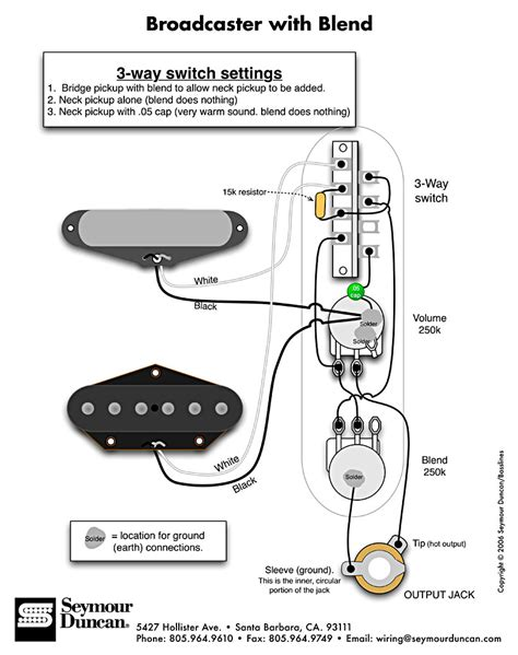 fender twisted tele pickup wiring diagram images telecaster wiring diagram specialty guitars