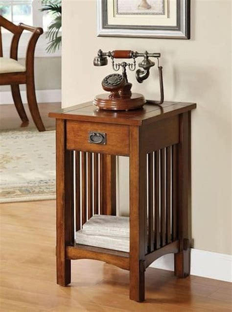 Telephone Table Drawer Sears