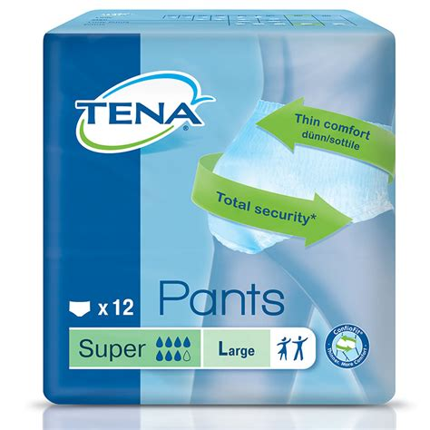 Tena Lady Pants Discreet Large 5 Pants Boots
