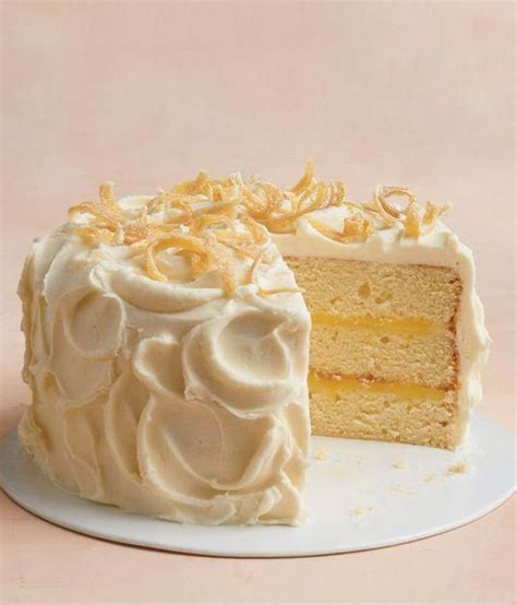Tender Lemon Cake Recipe Martha Stewart