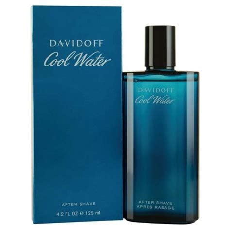 Tesco direct Davidoff Cool Water After Shave 125ml
