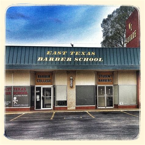 Texas Barber Schools