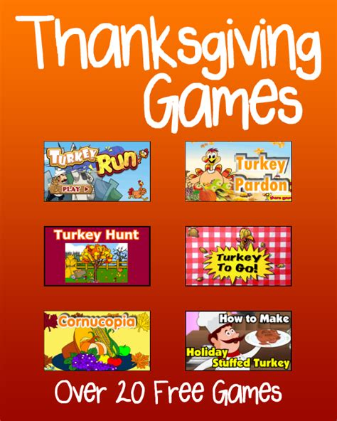 Thanksgiving Games PrimaryGames Play Free Online Games