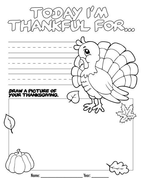 Thanksgiving Printable Worksheets dltk holidays