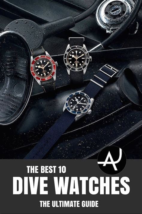 The 10 Best Dive Watches of 2017 The Adventure Junkies