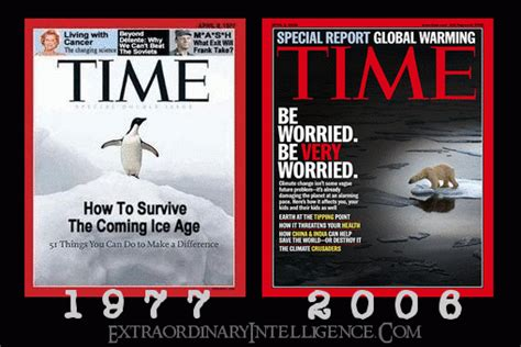 The 1970s Ice Age Myth and Time Magazine Covers by David