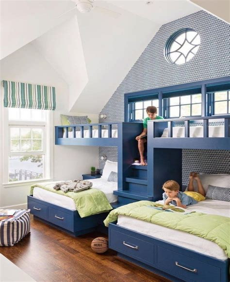 The 25 best Shared kids bedrooms ideas on Pinterest
