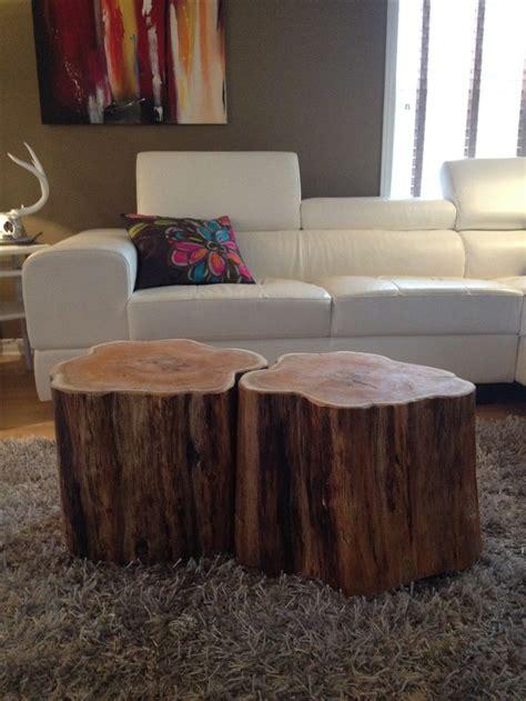 The 25 best Tree stump coffee table ideas on Pinterest