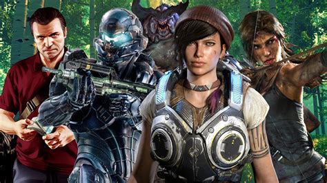 The 25 best Xbox One games GamesRadar