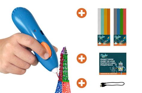 The 3Doodler Start The Pen That Draws in the Air