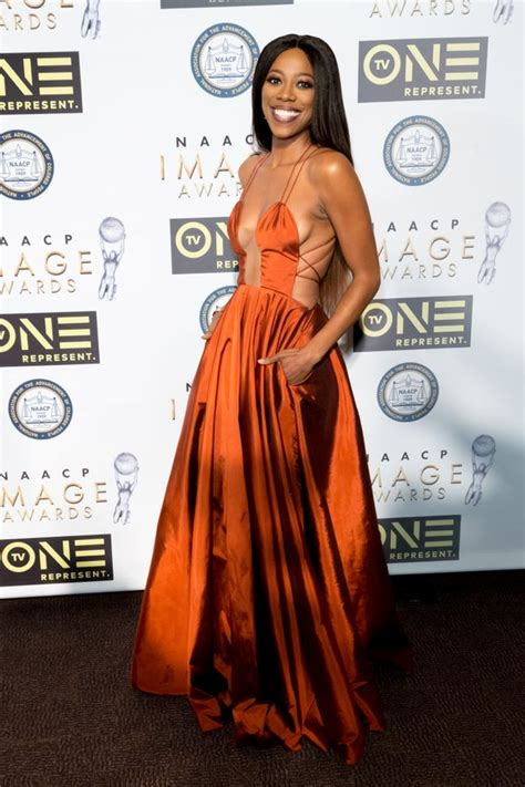 The 48th NAACP Image Awards Red Carpet Essence