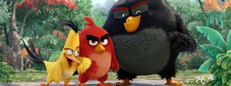 The Angry Birds Movie Review IGN