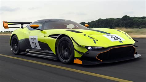 The Aston Martin Vulcan s New Performance Package Looks