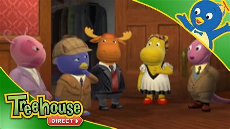 The Backyardigans Whodunit Ep 24 YouTube