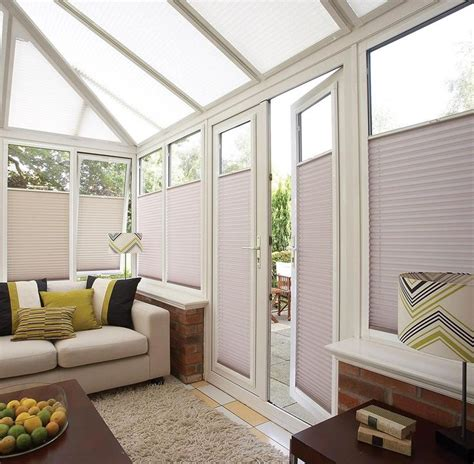 The Best Blinds for your Conservatory