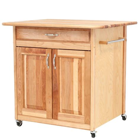 The Big Island 30 in Kitchen Island The Home Depot