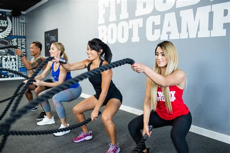 The Body Firm Boot Camp