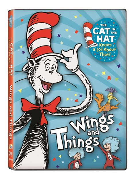 The Cat in the Hat Knows A Lot About That PBS PARENTS