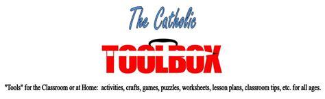 The Catholic Toolbox