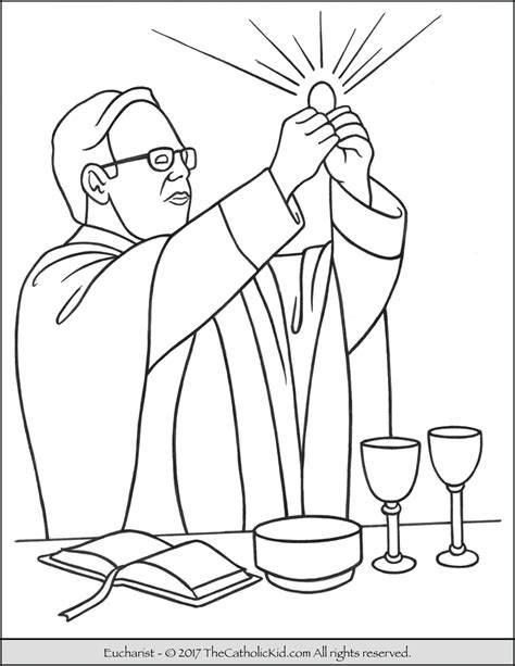 The Catholic Toolbox FREE Religious Coloring Pages