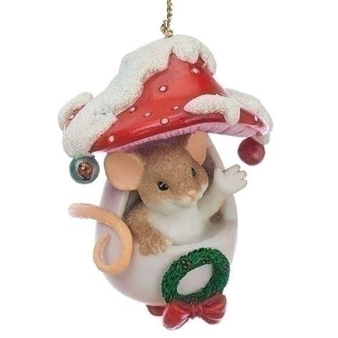 The Christmas Mouse Christmas Ornaments Christmas