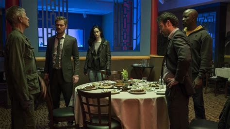 The Defenders Best Storytelling Trick Doesn t Use Any