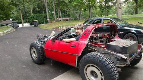 The Dirtiest Corvette Ever jalopnik