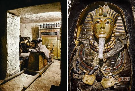 The Discovery of King Tut s Tomb