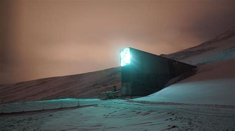 The Doomsday Vault Isn t Flooded But We re All Still Going