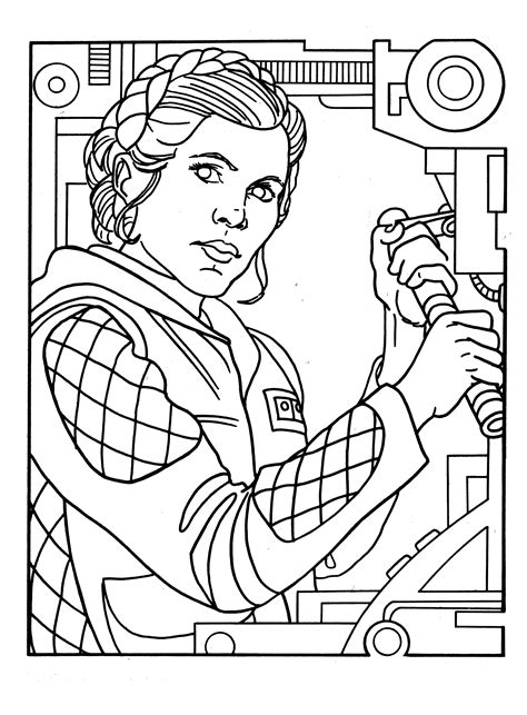The Empire Strikes Back coloring pages Free Coloring Pages