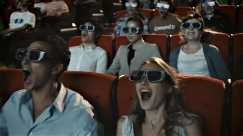 The First 4DX Movie Theater in the U S Opens With a Jolt