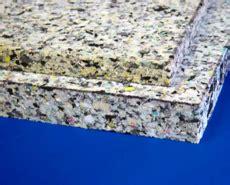 The Foam Factory Open Cell Foam Rebond Foam Carpet