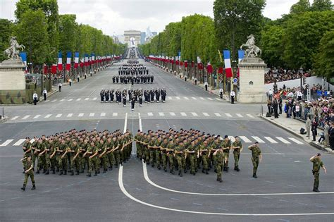 The French Army Just Celebrated Bastille Day By Playing A
