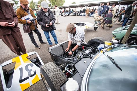 The Goodwood Revival Is An Extraordinary Step Back Into