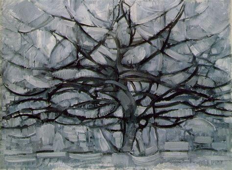 The Gray Tree Piet Mondrian