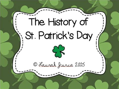 The History of St Patrick s Day YouTube