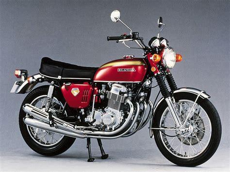 The Honda CB750 Four A Classic for the Masses Classic