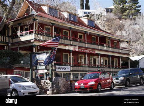 The Inn at Castle Rock Historic Bisbee Arizona Hotel