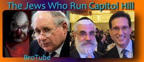 The Jews Who Run Capitol Hill Real Jew News