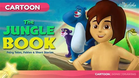 The Jungle Book Kids Story Fairy Tales Bedtime Stories for Kids