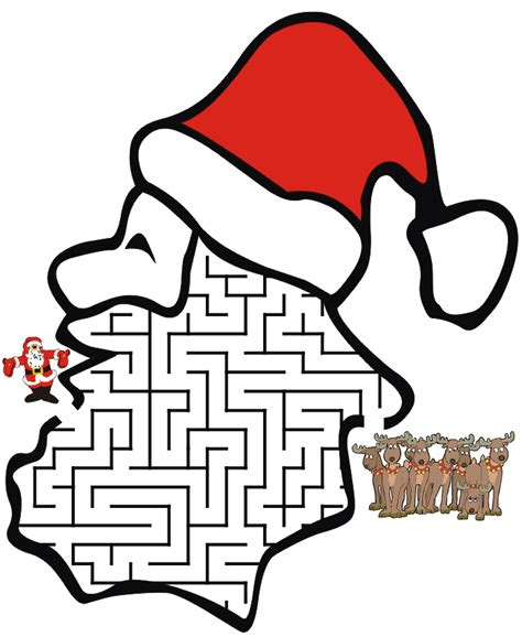 The Kidz Page Christmas Games Free Kids Games Coloring