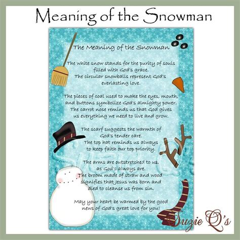 The Legend of the Snowman Providing Christian Counselors
