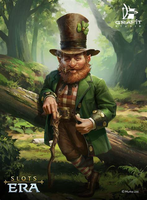 The Leprechaun Irish Mythology Celtic Rings Ltd