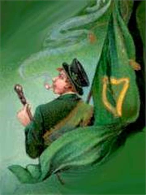 The Leprechaun Legend Fantasy Ireland
